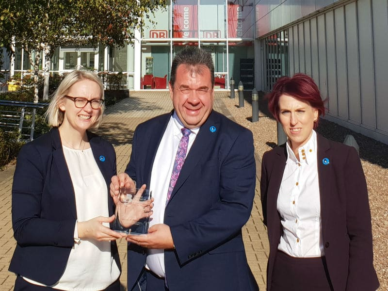 DB SYSTEL UK JOINS THE SHEFFIELD CHAMBER OF COMMERCE