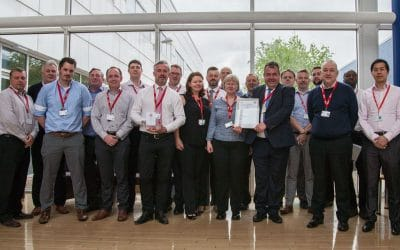 DB SYSTEL UK ACHIEVES ISO27001 CERTIFICATION